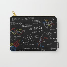 Math Equation Carry-All Pouch