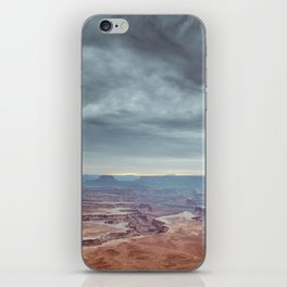 canyon country canyonlands national park iPhone Skin