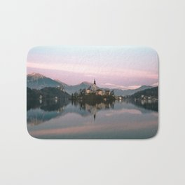 Bled, Slovenia IV Bath Mat