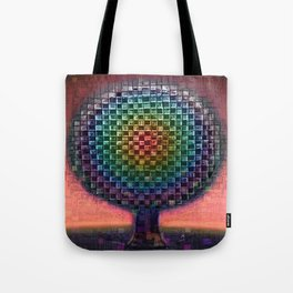 Tree Town Rainbow Etude Tote Bag
