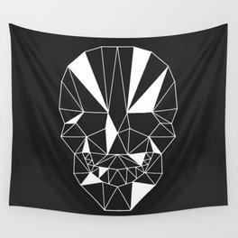 The Dark Boy Skull Wall Tapestry