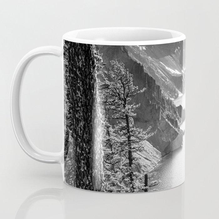 Forest Lake Retreat - Crater Lake Coffee Mug