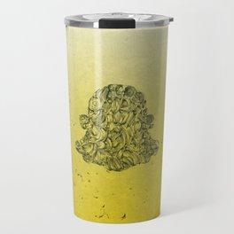 Ghost  renaissance Travel Mug