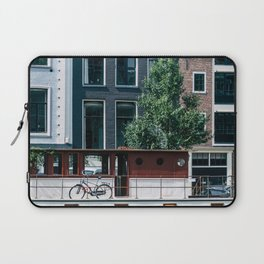 A Day in Amsterdam Laptop Sleeve