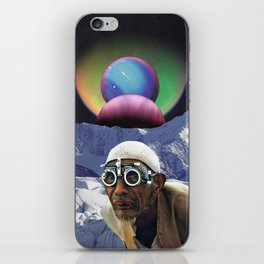 Visionary iPhone Skin