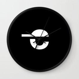 chilldren symbol Wall Clock