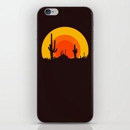 mucho calor iPhone Skin