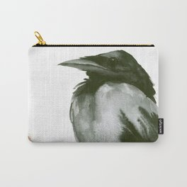 RAVEN on the tree Carry-All Pouch