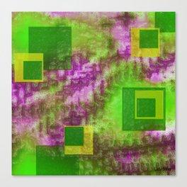 """ Tlaloc "" Canvas Print"