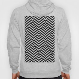 Triangle in Diamonds. Hoody
