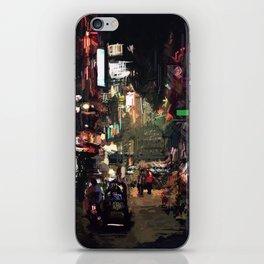 Calle x GV iPhone Skin