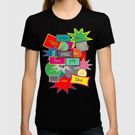 What Are You Listening To? T-shirt