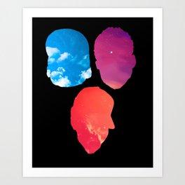 Chance The Rapper Music Art Print