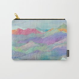 Everything Beautiful- Mountain Carry-All Pouch
