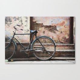 Bone Shaker Canvas Print