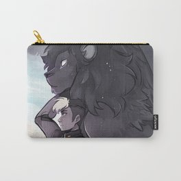 Winged Lion Carry-All Pouch