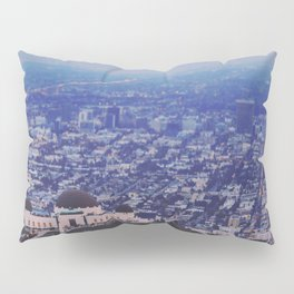 Griffith Observatory Pillow Sham