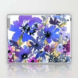 Heavenly Blues and Purples Laptop & iPad Skin