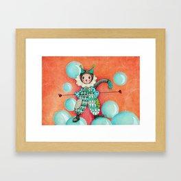 chatimus Framed Art Print