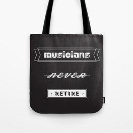 musicians Tote Bag