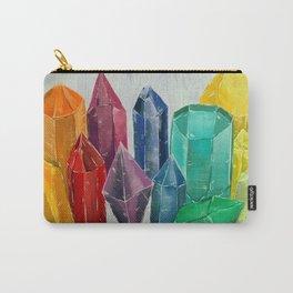 Crystal Rainbow Carry-All Pouch