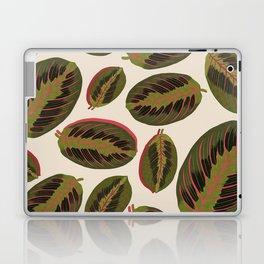 Maranta leaves Laptop & iPad Skin