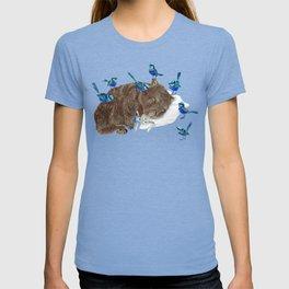 Wrens Wombat sleep T-shirt