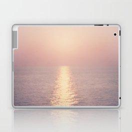 cashmere rose sunset Laptop & iPad Skin