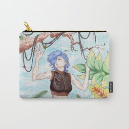 Miyumi in the jungle Carry-All Pouch
