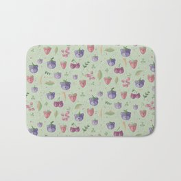 Bearries Bath Mat