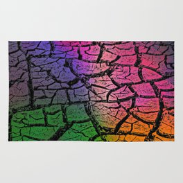 Crackin Colors Rug