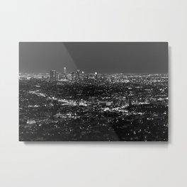 LA Lights No. 2 Metal Print