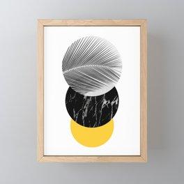 Elemental III Framed Mini Art Print