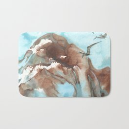 Once Upon A Time Bath Mat