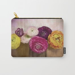 Poetry of spring Carry-All Pouch