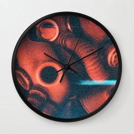 Armageddon Legacy Wall Clock