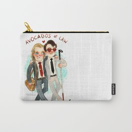 Daredevil Super Group Hug! Carry-All Pouch