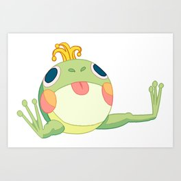 FROWG 9 Art Print
