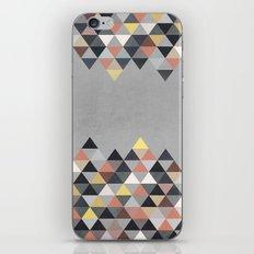 Nordic Combination 14 iPhone & iPod Skin