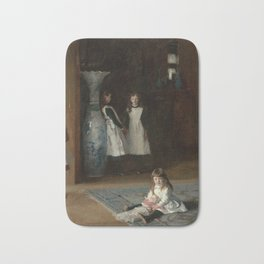 The Daughters of Edward Darley Boit by John Singer Sargent (1882) Bath Mat
