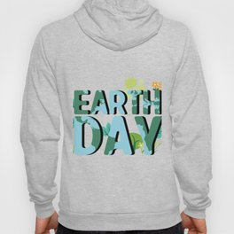 Earth Day Natural Elements Hoody