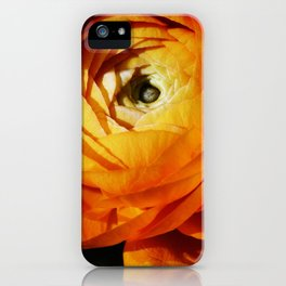 Introspective buttercup beauty iPhone Case