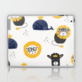 Cute animals Laptop & iPad Skin