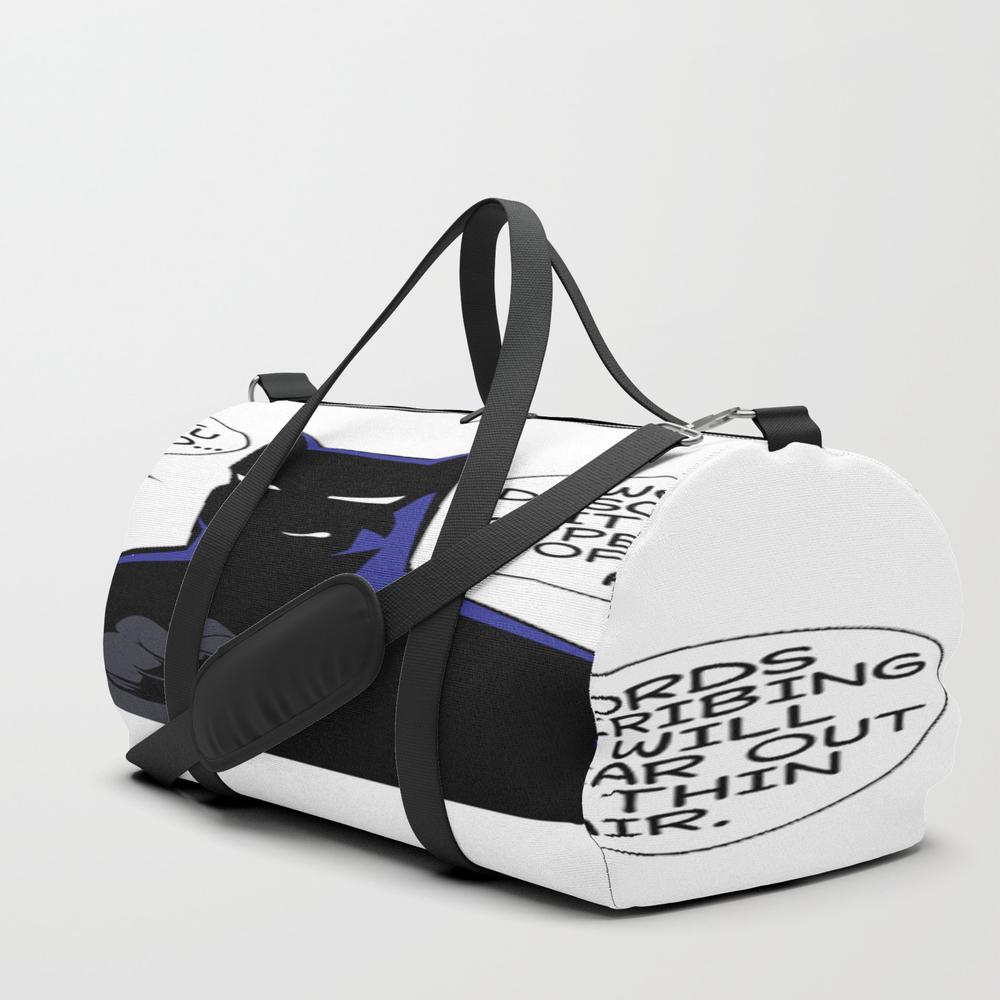 Hit So Hard Duffle Bag by Ngominhanhhfed DFL7906364
