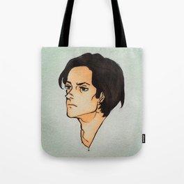 Sam Winchester Tote Bag