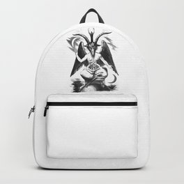 Baphomet - Satanic Church Backpack