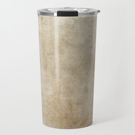 Light Paper Texture Travel Mug