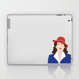Agent Carter Vector Laptop & iPad Skin