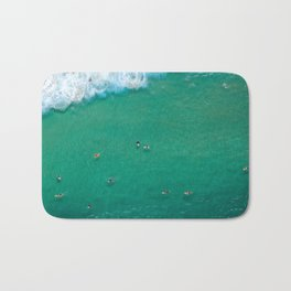 Surfing Day Bath Mat