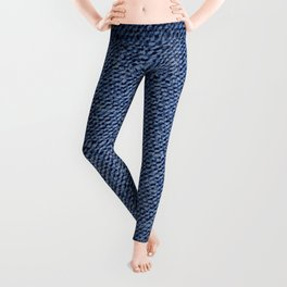 Jeans texture Leggings